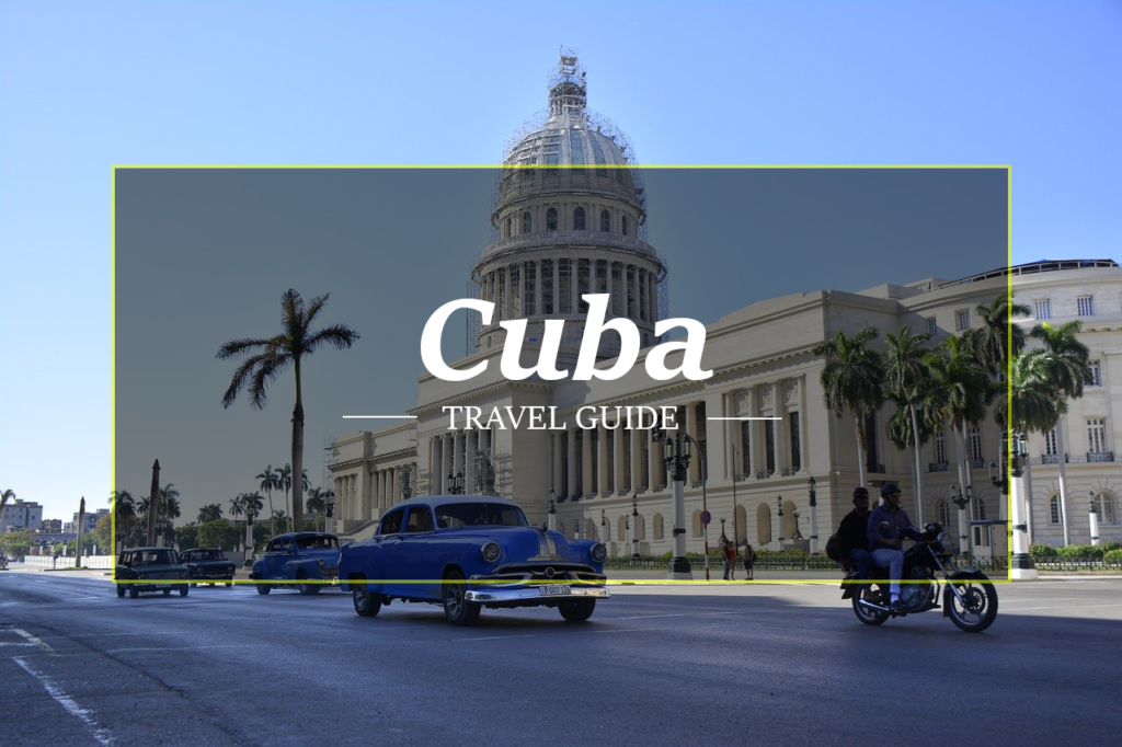 Cuba Travel Guide by HolidayPorch.com