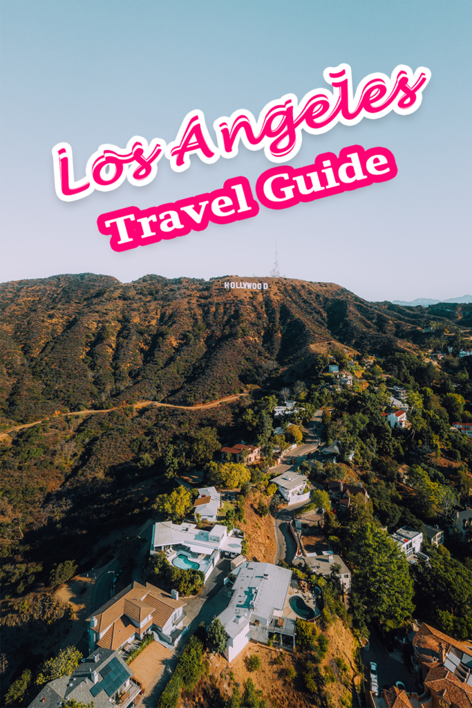 Los Angeles Travel Guide by HolidayPorch