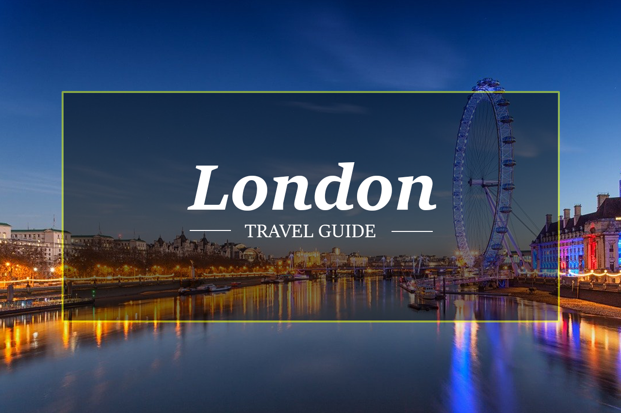 London Travel Guide by HolidayPorch