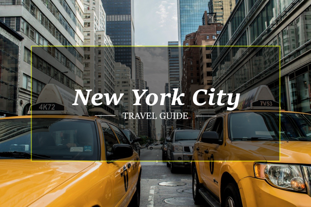 New York City Travel Guide by HolidayPorch