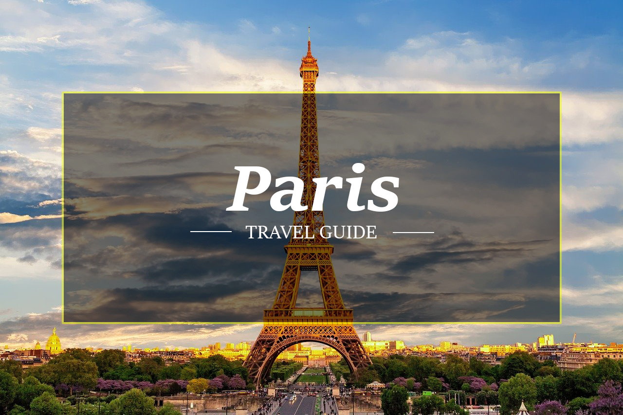 Paris Travel Guide by HolidayPorch
