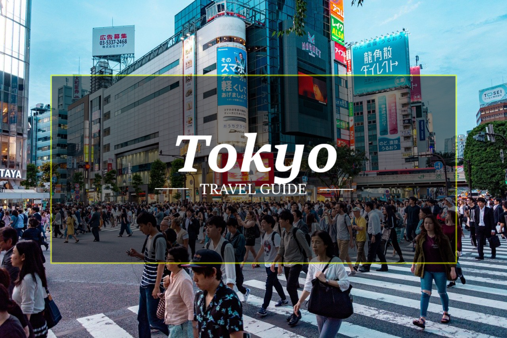 Tokyo Travel Guide by HolidayPorch